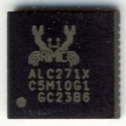 ALC271X 7x7