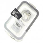 USB Hub SY-C20 на 2 порта с подставкой iPhone 4/4S